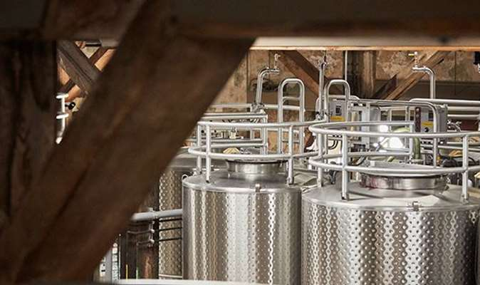 A gallery image of Chateau Montelena Winery from CellarPass