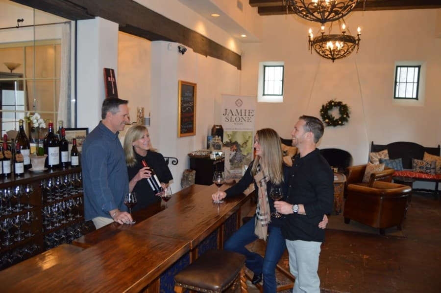 A gallery image (17324) of Jamie Slone Wines from CellarPass