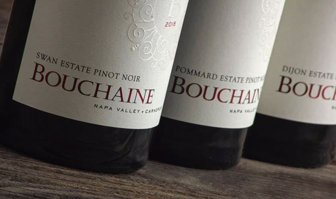 A gallery image of Bouchaine Vineyards from CellarPass