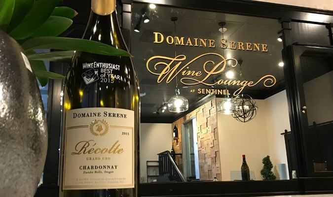 Domaine Serene Wine Lounge