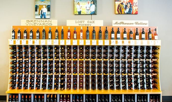 A gallery image of 4.0 Cellars from CellarPass