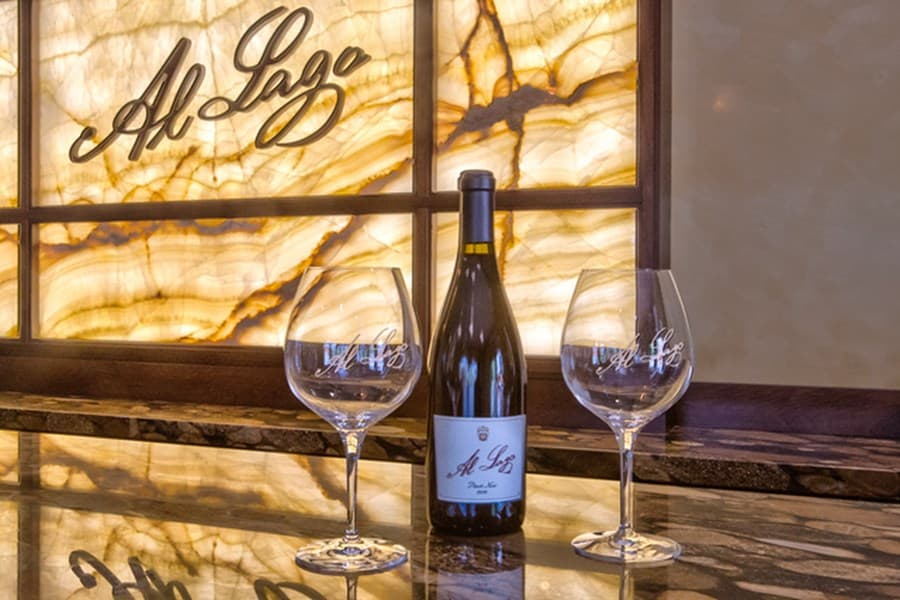 A gallery image of Al Lago Wines from CellarPass