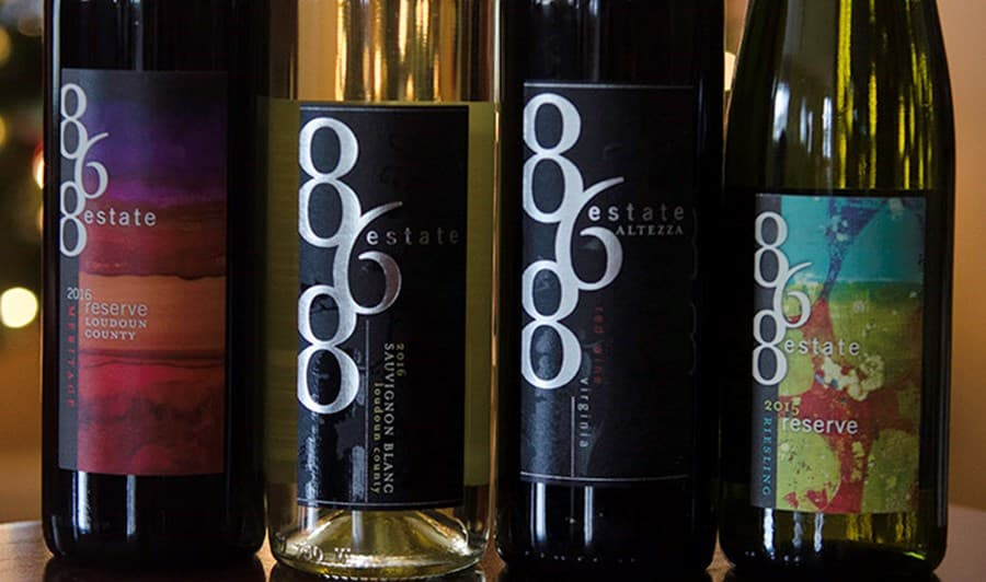 A gallery image of 868 Estate Vineyards from CellarPass