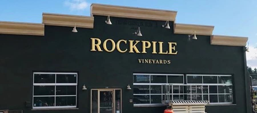 A gallery image (18178) of Rockpile Vineyards from CellarPass