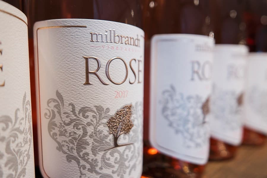 A gallery image of Milbrandt Vineyards from CellarPass