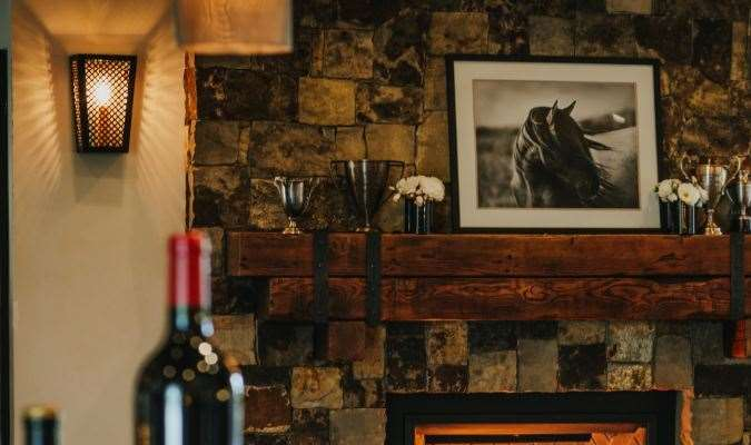 A gallery image of Black Stallion Estate Winery from CellarPass