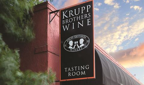 Krupp Brothers Downtown Tasting Room
