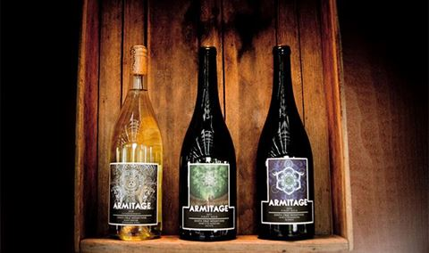 Armitage Wines at Heart O The Mountain