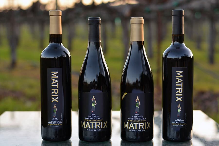 A gallery image of Matrix Winery from CellarPass