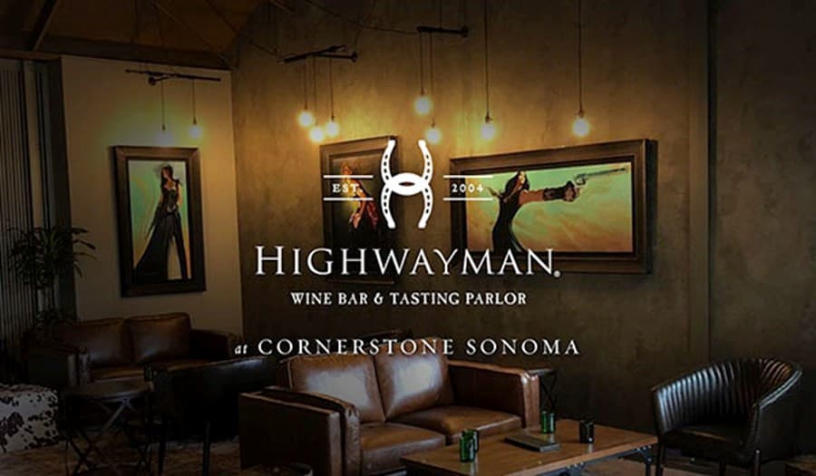 An image from Highwayman Wines