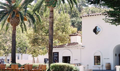 Wente Vineyards Vineyard Tasting Room