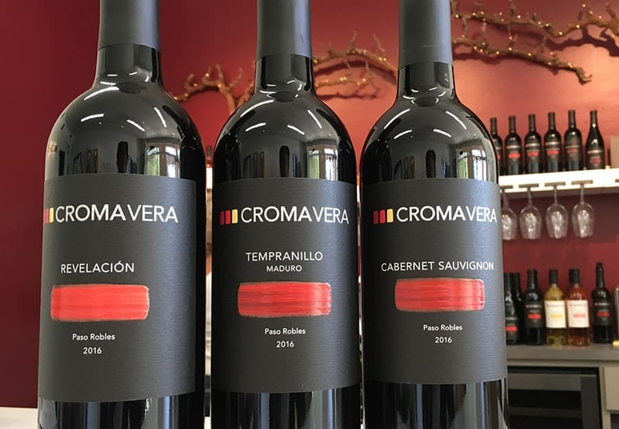 A gallery image of Croma Vera Wines from CellarPass