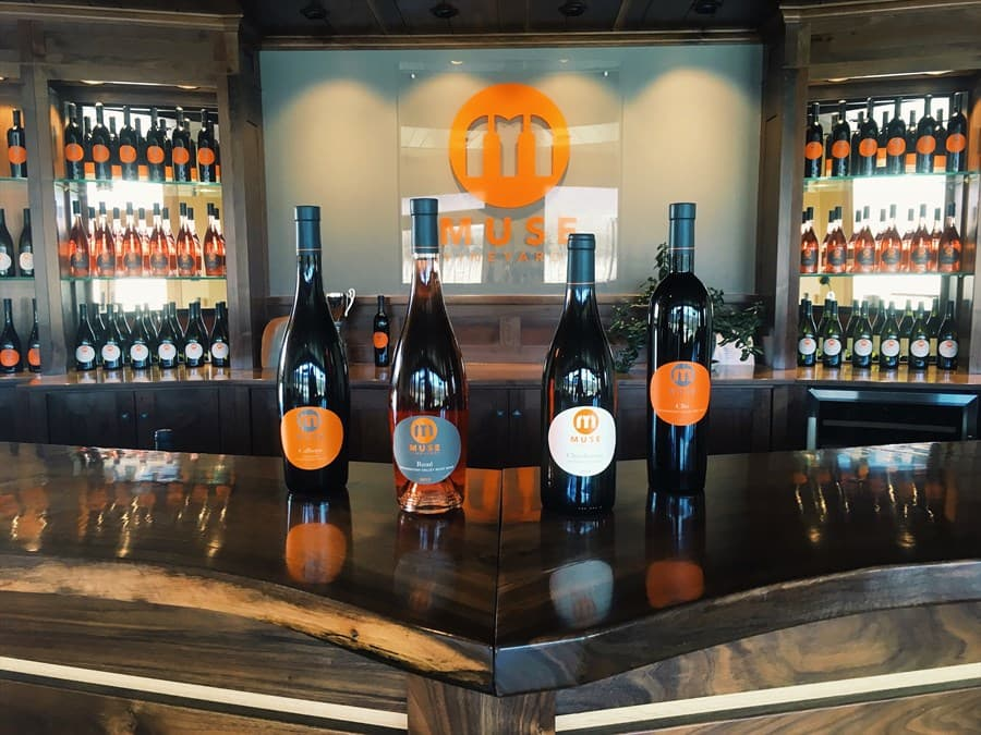 A gallery image of Muse Vineyards from CellarPass