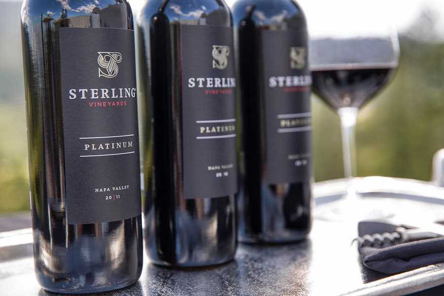 A gallery image (17023) of Sterling Vineyards from CellarPass