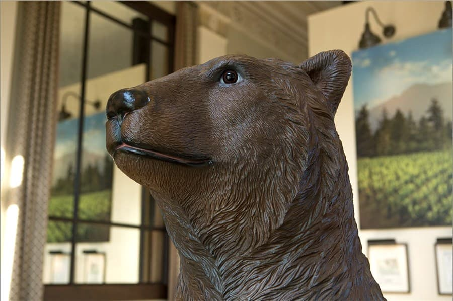 A gallery image of Huge Bear Wines from CellarPass