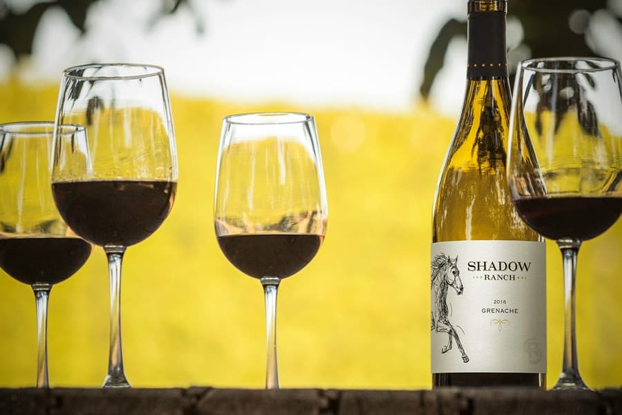 A gallery image of Shadow Ranch Vineyard from CellarPass