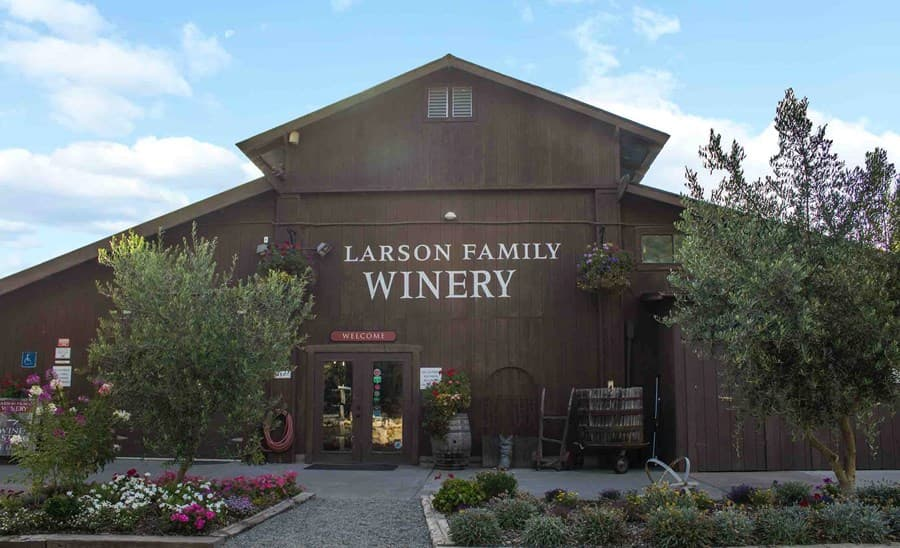 A gallery image (19989) of Larson Family Winery from CellarPass