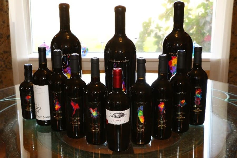 A gallery image (20089) of Macchia from CellarPass