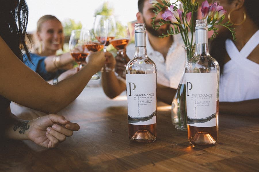 A gallery image of Provenance Vineyards from CellarPass