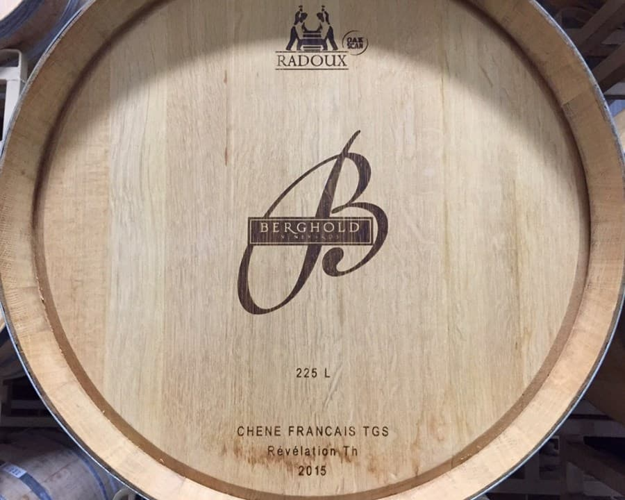 A gallery image of Berghold Vineyards from CellarPass