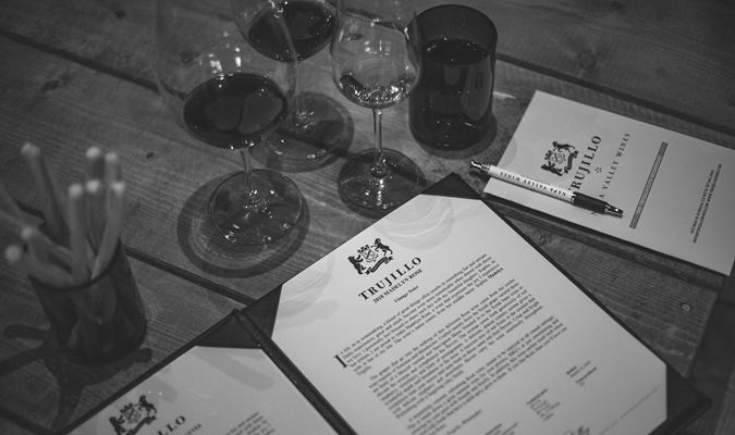 A gallery image (20237) of Trujillo Wines from CellarPass