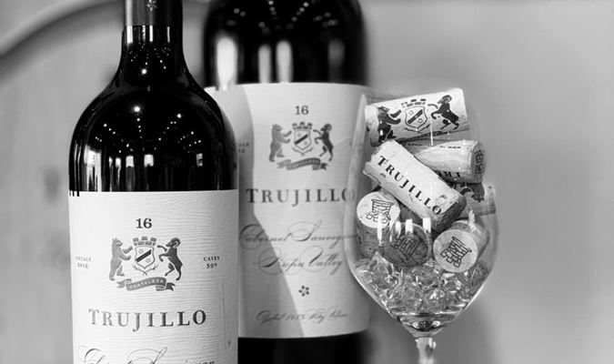 A gallery image (20239) of Trujillo Wines from CellarPass