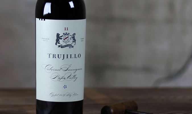 A gallery image (20243) of Trujillo Wines from CellarPass