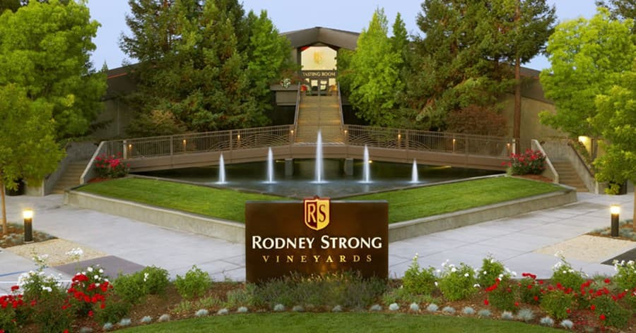 A gallery image (20554) of Rodney Strong Vineyards from CellarPass