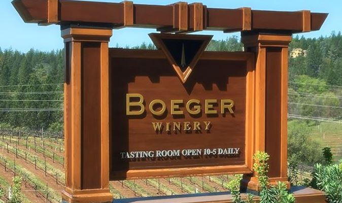 A gallery image of Boeger Winery from CellarPass