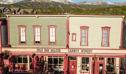 Carboy Winery Breckenridge