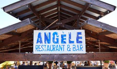 Angele Restaurant and Bar