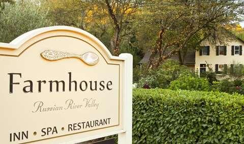 Farmhouse Inn- Sonoma