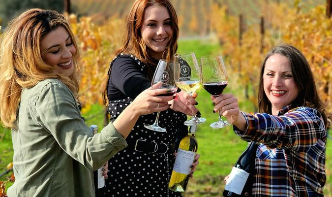 A gallery image (21481) of Mediterranean Vineyards from CellarPass