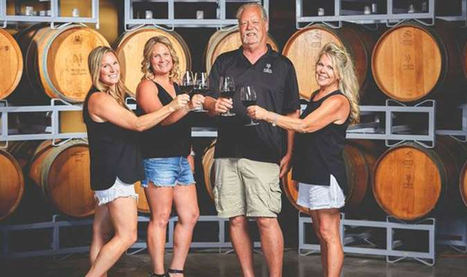 A gallery image of McGrail Vineyards and Winery from CellarPass