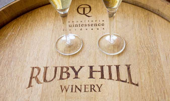 A gallery image (21551) of Ruby Hill Winery from CellarPass