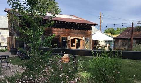 Bumgarner Winery- Camino Tasting Barn