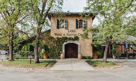 Lodi Wine Visitor Center