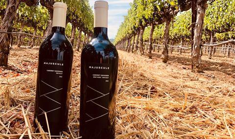 Majuscule Wine
