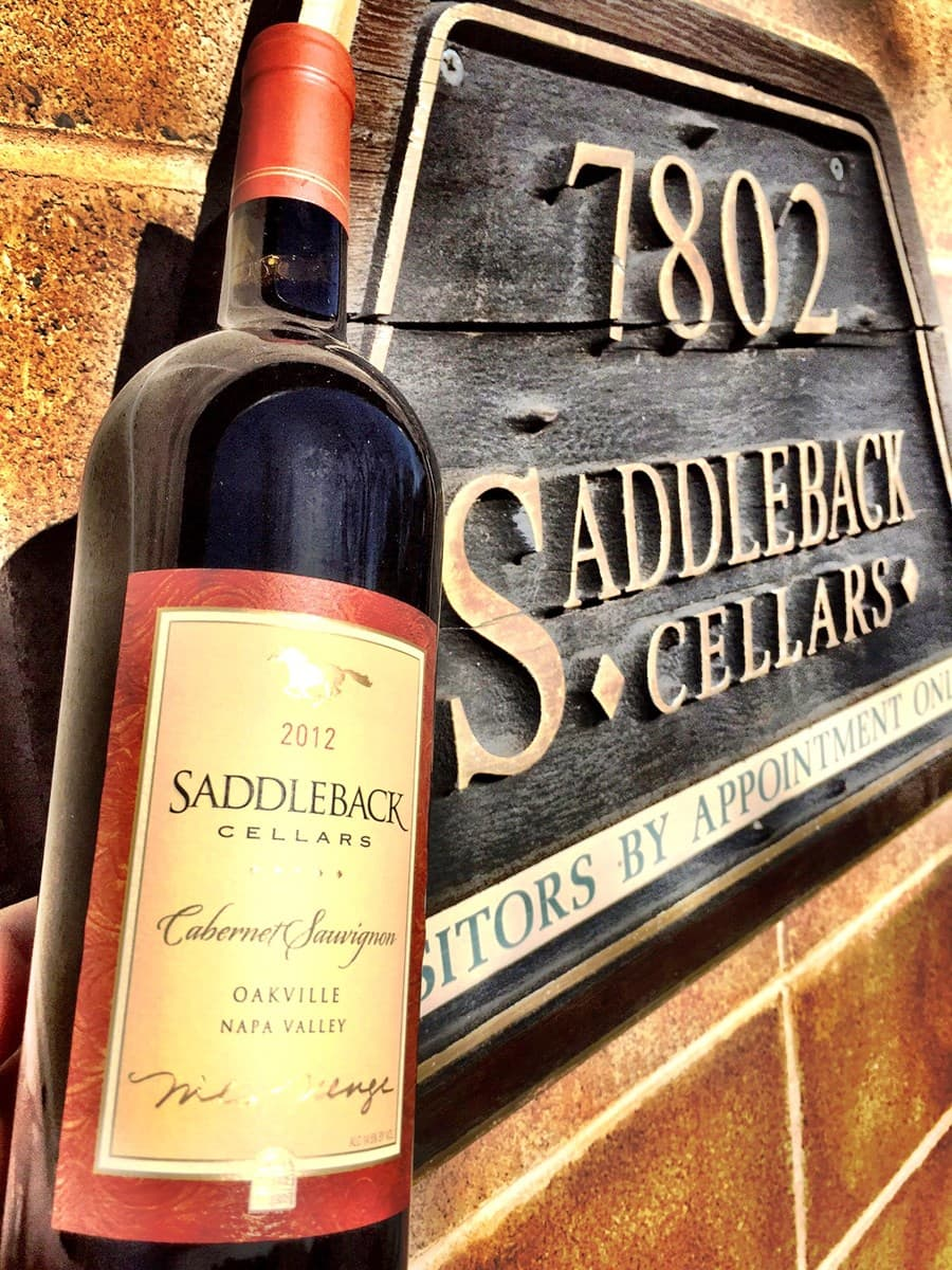 A gallery image of Saddleback Cellars from CellarPass