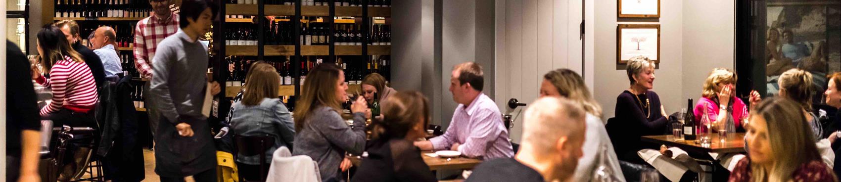 Compline Wine Bar & Restaurant