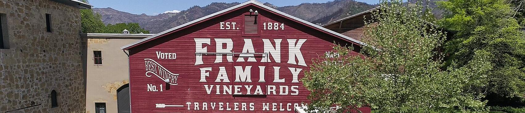 A image of Frank Family Vineyards