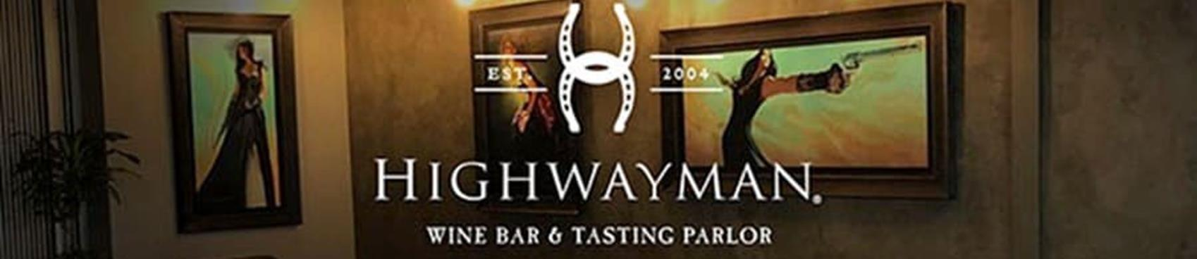 A image of Highwayman Wines