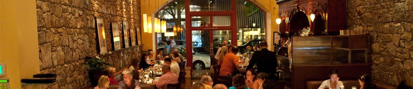 Market Restaurant- St. Helena
