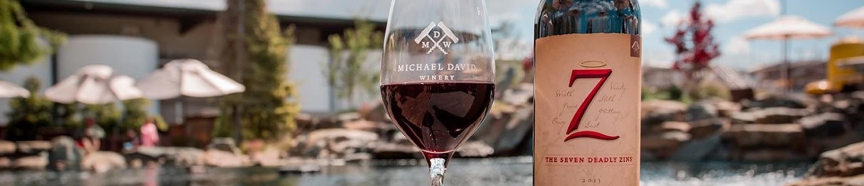 A image of Michael David Winery