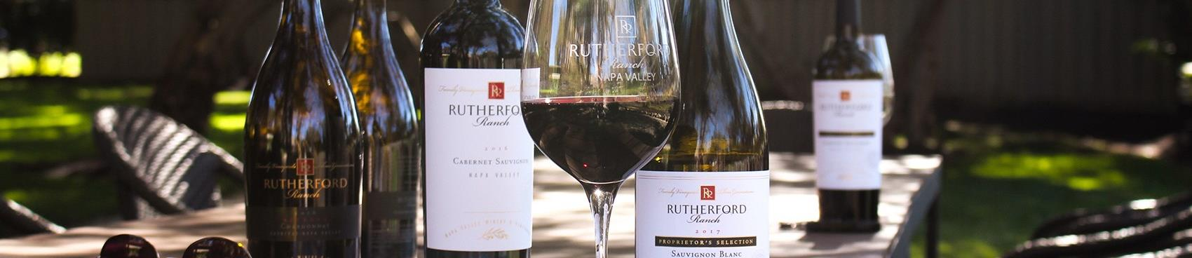 A image of Rutherford Ranch Winery