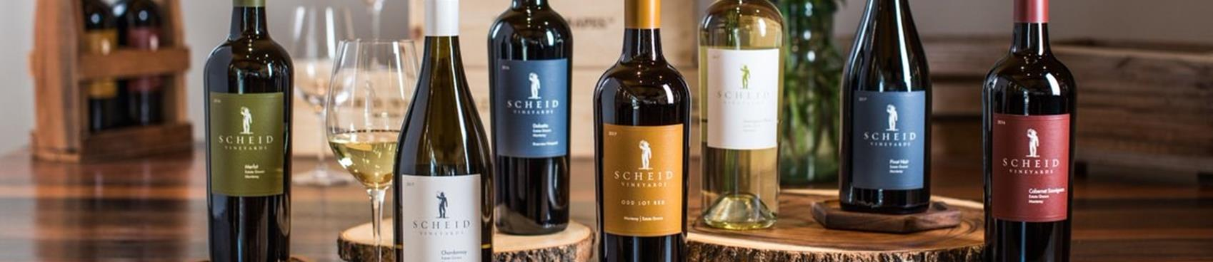 A image of Scheid Vineyards Carmel Tasting Room