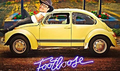 Footloose 80s Theme Wine Club Release Pick Up Party Image