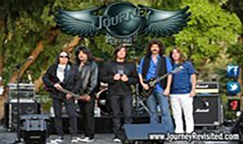 VezerStock Concert Series - Journey Revisited Image