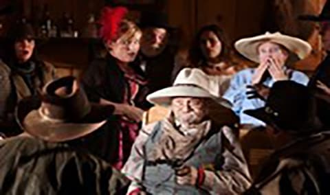 Murder at the Deadwood Saloon Murder Mystery Dinner Image