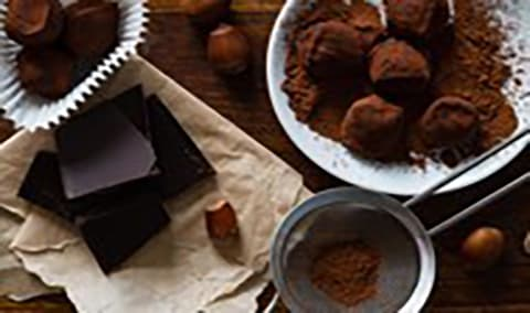 Meet the Chocolatier Truffle Making Image